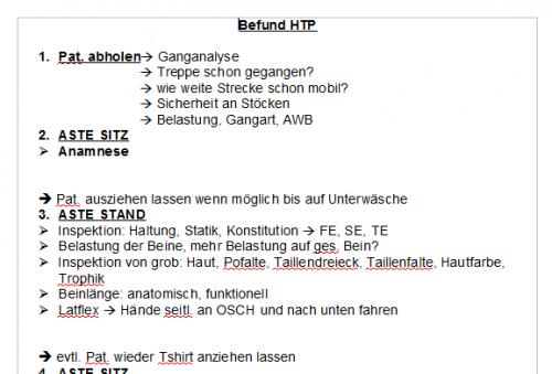 Screenshot for Befund HTP