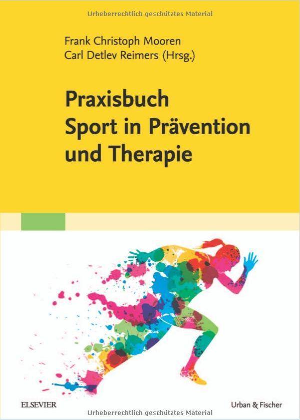 Buchvorstellung Praxisbuch Sport In Prävention Und Therapie